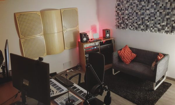 Control Room 1B