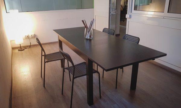 Workspace & Meeting Room